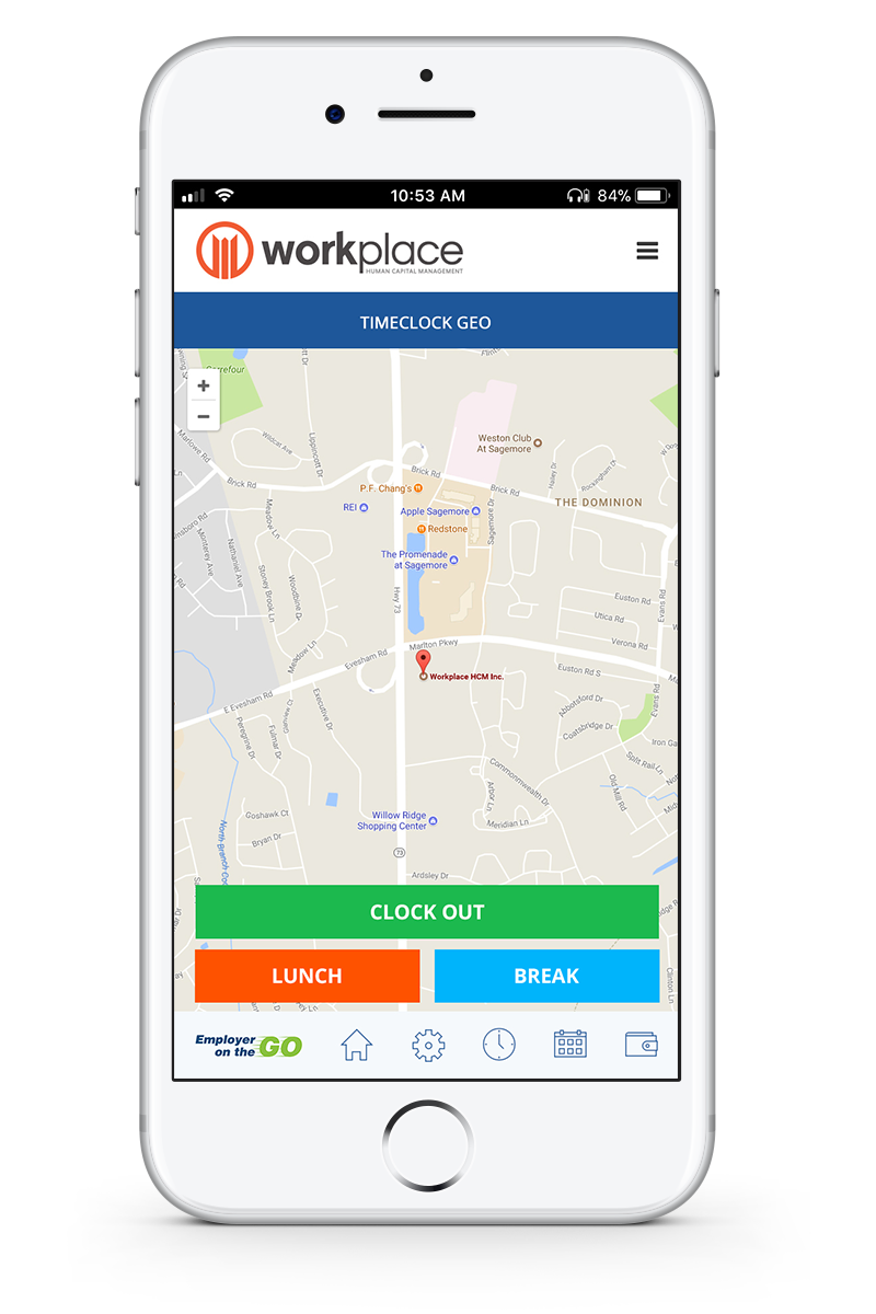 Time & Attendance | GPS Tracking | Workplace HCM